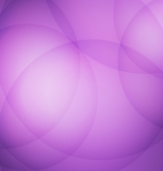 Curve element with purple background vector image