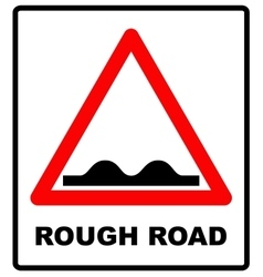Road sign rough icon image Can also be vector image vector image
