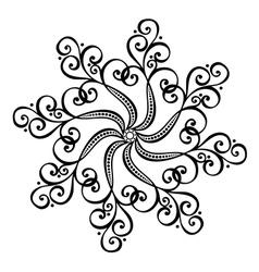 Beautiful Deco Circle vector image