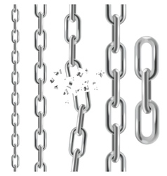 Chain collection vector