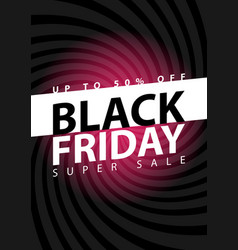 Black friday super sale poster clearance mega vector