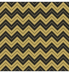 Zigzag hipster seamless sharp corner pattern vector