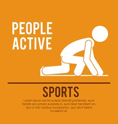 People active vector