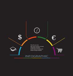 Conceptual design template vector