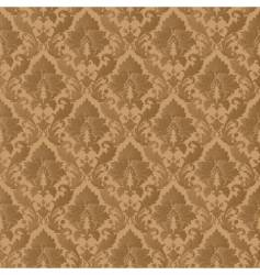 Damask patern vector