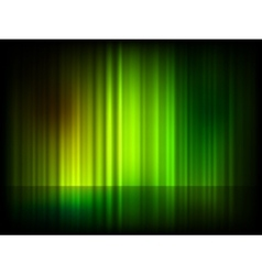 Green abstract shiny background EPS 8 vector image