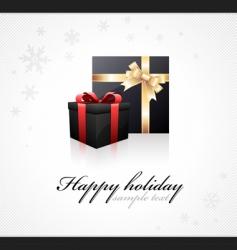 presents background vector image