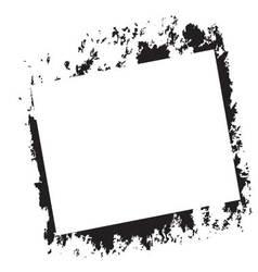 Frame grunge stamp vector
