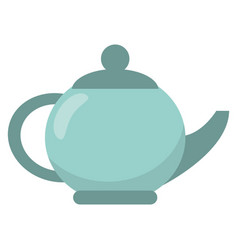 Teapot beverage ceramic image vector