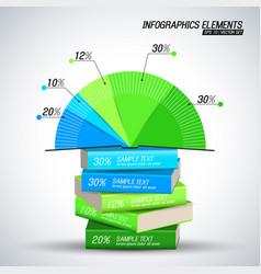 Business infographics elements concept vector