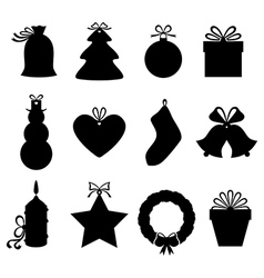 Gift label vector