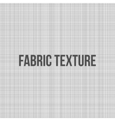 Fabric canvas texture for your design vector