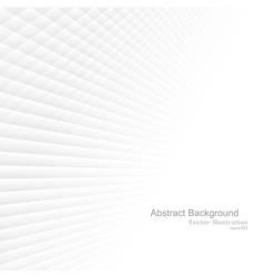 Abstract background with white shapes vector