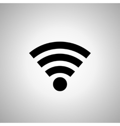 Wireless icon - icon vector
