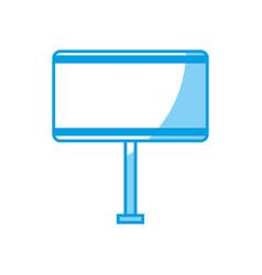 Warning traffic sign icon vector