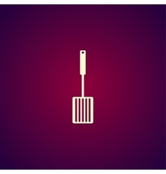 Kitchen tool - icon vector