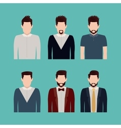 Business people design vector