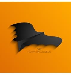 modern halloween background vector image