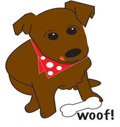 Woof vector