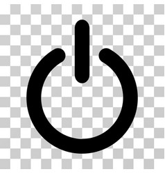 Turn off icon vector