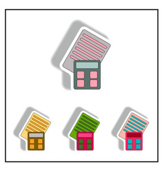 Accounting collection in paper vector