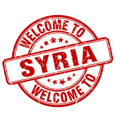 Welcome to syria vector