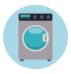 Home appliances design vector