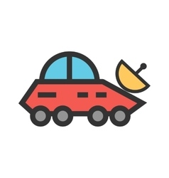 Vehicle vector