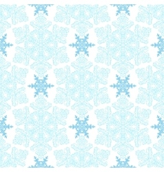 Hand-drawn doodles natural color snowflake vector