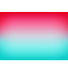 Pink sky blue gradient background vector