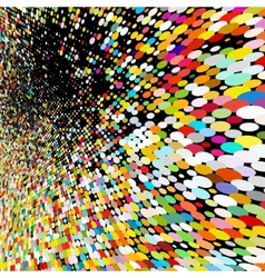 Abstract mosaic background eps 8 vector