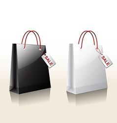 Bag sale vector