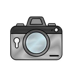 Camera technology object vector