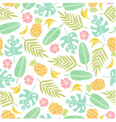 Beautiful summer background vector