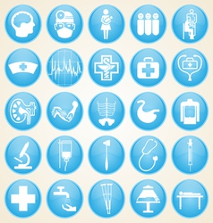 Medical icons collection vector