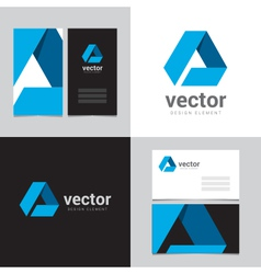 Logo design element 01 vector