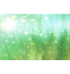 Abstract of backlight reflector and glitter vector