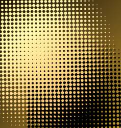 dot background vector image vector image