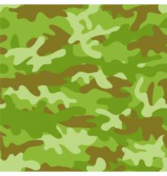 seamless camouflage vector image