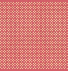 retro vintage seamless textured pattern with vector image vector image