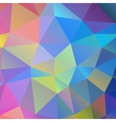 an abstract mosaic vector image