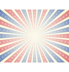 usa antique background vector image