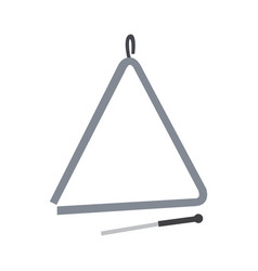 Isolated triangle instrument vector