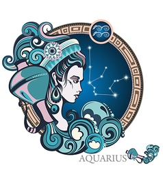 Aquarius vector
