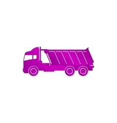 Truck icon concept for design vector