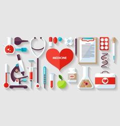 Medical concept vector
