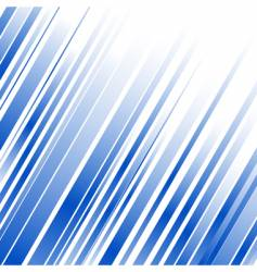 Abstract blue lines vector