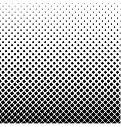 Monochromatic square pattern - geometrical vector