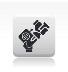 radio repair icon vector image