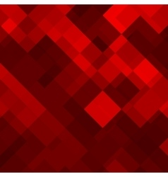 Abstract colorful background from squares vector image